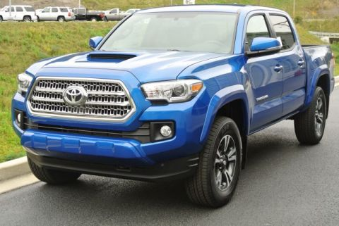 New 2017 Toyota Tacoma TRD Sport Double Cab