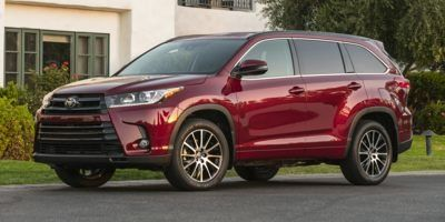 New 2017 Toyota Highlander  AWD