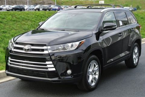 New 2017 Toyota Highlander Limited AWD